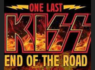 KISS - END OF THE ROAD WORLD TOUR - Göteborg 23/6 & Sthlm 19/6-2021