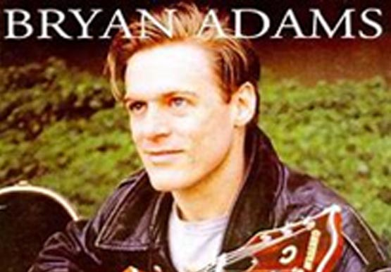BRYAN ADAMS - Shine Alight Tour -Globen- 22 april 2021!